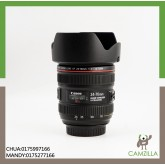 USED CANON LENS EF 24-70mm 1:4 L USM
