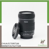 USED CANON LENS EF-S 18-135mm 1:3.5-5.6 IS