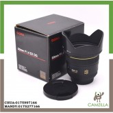 USED SIGMA LENS 50mm1:1.4 DG HSM FOR CANON