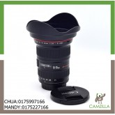 USED CANON LENS EF 16-35mm 1:2.8 L II USM