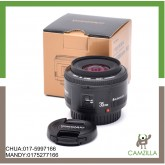 USED YONGNUO LENS 35mm F2 FOR CANON