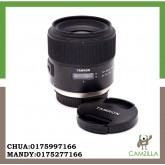 USED TAMRON LENS SP 35mm F 1.8 DI VC JSD FOR CANON