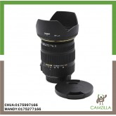 USED SIGMA LENS 18-250mm 1:3.5-6.3 MACRO HSM DC FOR CANON