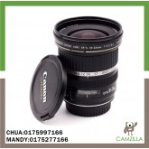 USED CANON LENS EF-S 10-22mm 1:3.5-4.5 USM