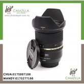 USED TAMRON LENS SP 24-70mm F2.8 VC FOR CANON