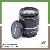USED CANON LENS EF-S 18-35mm 1:3.5-5.6 IS