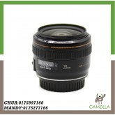USED CANON LENS EF 28mm 1:1.8