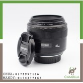 USED YONGNUO YN85mm F1.8 FOR CANON