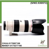 USED CANON LENS EF 70-200mm 1:2.8 L USM