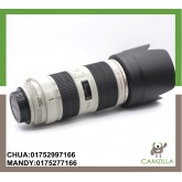 USED CANON LENS EF 70-200mm 1:2.8 L II IS USM