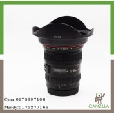 USED CANON LENS EF 17-40mm 1:4 L USM