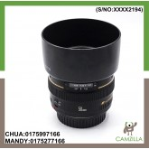 USED CANON LENS EF LENS EF 50mm 1:1.4