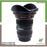 USED CANON LENS EF 16-35mm 1:1.8 L II USM