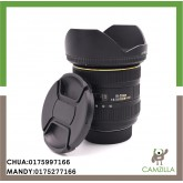 USED SIGMA LENS 10-20mm 1:4-5.6 DC HSM EX FOR NIKON