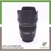 USED SIGMA LENS 85mm 1:1.4 DG HSM FOR NIKON