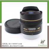 USED NIKON FISHEYE 10.5mm 1:2.8 G ED