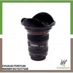 USED CANON LENS EF 16-35mm F2.8 L USM