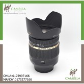 USED TAMRON LENS 18-270mm F/3.5-6.3(FOR NIKON)