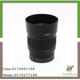 USED SONY LENS FE 50mm 1:1.8