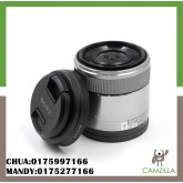 USED SONY LENS E 30mm F3.5 MACRO FOR SONY E MOUNT