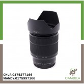 USED SONY LENS FE 3.5-5.6 28-70mm OSS