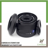 USED SONY LENS CARL ZEISS SONNAR T* FE 35mm 2.8 ZA FOR SONY E MOUNT