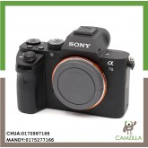 USED SONY A7 II BODY SC:1.5K