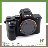 USED SONY A7 II BODY SC:19K
