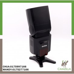 USED GODOX TINKLITE CAMERA FLASH TT50 II FOR CANON
