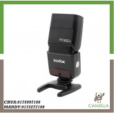 USED GODOX TT350 SPDDELITE FOR SONY MIRRORLESS