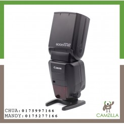 USED CANON 600EX II-RT SPEEDLITE