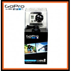 [USED] GoPro HD Hero 2 Outdoor Edition Camcorder Full Set - Excellent Condition