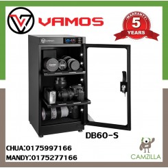 VAMOS DB-60S DRYBOX 60L Dry Cabinet -DIGITAL-(5 YEAR WARRANTY)