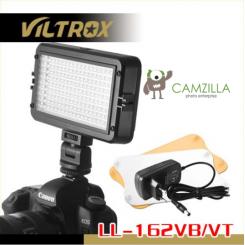 Viltrox 162VT LED Photo Video Light LED Flash color temperature adjustable