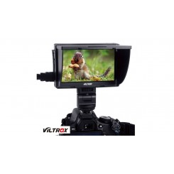 "VILTROX DC-50 5"" CLIP-ON COLOR TFT LCD MONITOR HDMI"