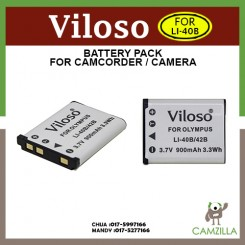 Original Viloso Li-40/42B / NP-45 Olympus Rechargeable Battery