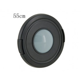 White Balance DC/DV Camera Lens Cap 55MM
