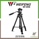 Weifeng WF-3958 Lightweight Travel Tripod