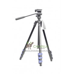 Weifeng WF-531T with WF-3715H ballhead Professional Tripod for DSLR & compact