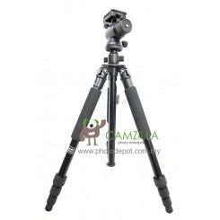 Fancier Professional Tripod & Monopod Kit WT-6614A w/ Bag