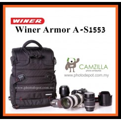 Winer Armor A-S1553 Camera Backpack , Camera Bag