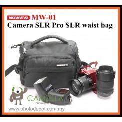 WINER Camera SLR Pro DSLR camera shoulder bag waist bag - MW01