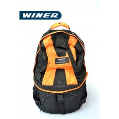 Winer T-88 dslr Camera bag Backpack - Orange