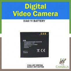 YI Action Camera Battery Replacement