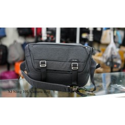XJ Sling 10L Camera Bag ( Dark Grey)