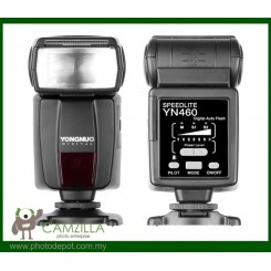 YongNuo YN460 Flash Speedlite for Canon Nikon Pentax Olympus