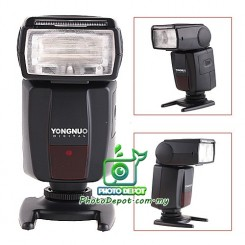 Yongnuo YN467 E-TTL Flash Speedlite Dedicated for Canon