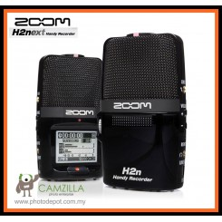 Zoom H2n Handy Recorder Audio Recorder - Free Shipping (Malaysia Warranty)