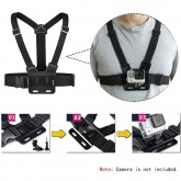 GoPro Chest Mount Strap Camera Harness