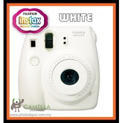 New Fujifilm Instax Mini 8 White - Malaysia Warranty
